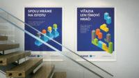 Klimak employer branding plagáty
