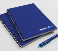 Klimak employer branding poznamkovy blok