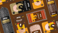Hyza brand identity - obalový dizajn case study