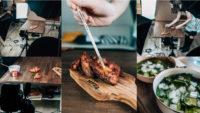 Hyza brand identity - foto produkcia foodstyling