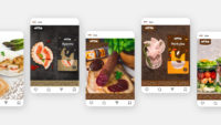 Hyza brand identity - social media marketing