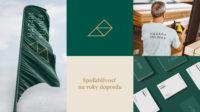 HAGARA JULINEK - Budovanie značky - vizuálna identita koláž