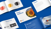 BELBA - Budovanie značky - logo a design manuál