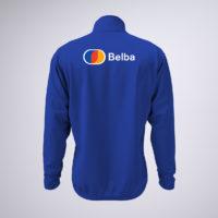 BELBA - Budovanie značky - vizuálna identita mikina
