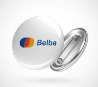 BELBA - Budovanie značky - vizuálna identita odznak