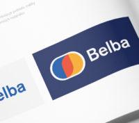 BELBA - Budovanie značky - vizuálna identita logo manuál